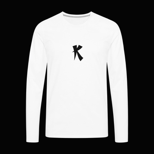 Krollff Youtube - Men's Premium Long Sleeve T-Shirt