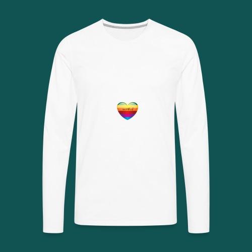 LogoMaker-1483188880915 - Men's Premium Long Sleeve T-Shirt