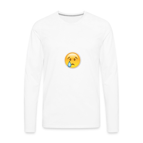 TheSadLife 1st LOGO - Men's Premium Long Sleeve T-Shirt