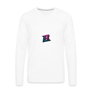 BlaZe Kranteon Logo - Men's Premium Long Sleeve T-Shirt