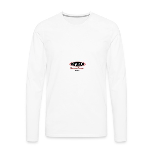 featured friends - Men's Premium Long Sleeve T-Shirt