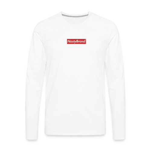 NastyBrand Supreme - Men's Premium Long Sleeve T-Shirt