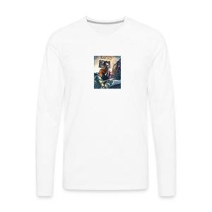 Peso Tha album - Men's Premium Long Sleeve T-Shirt