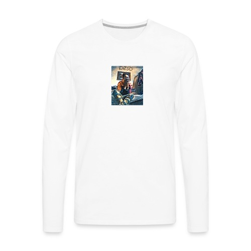 Peso Tha album - Men's Premium Long Sleeve T-Shirt