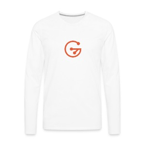 GitMarket - Men's Premium Long Sleeve T-Shirt