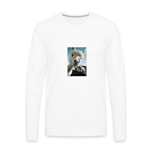 3b4675b3f248ec66334b5254a286d5e1 - Men's Premium Long Sleeve T-Shirt