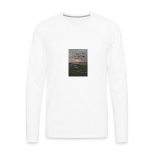 gods grace - Men's Premium Long Sleeve T-Shirt
