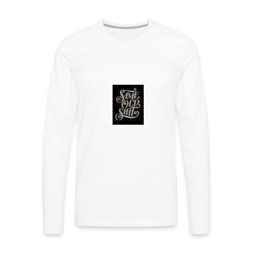 Its everyday bro - Men's Premium Long Sleeve T-Shirt