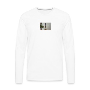 Mask - Men's Premium Long Sleeve T-Shirt