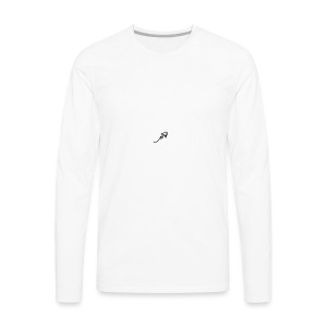 Strength In Humility - Men's Premium Long Sleeve T-Shirt
