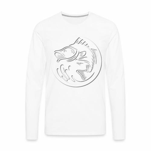 GOLDEN FISH - Men's Premium Long Sleeve T-Shirt