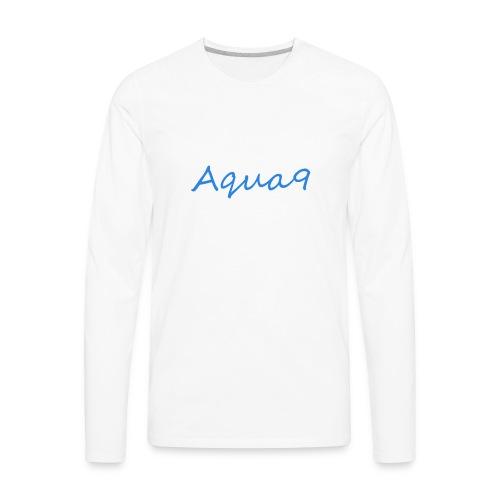 Brand Logo - Men's Premium Long Sleeve T-Shirt