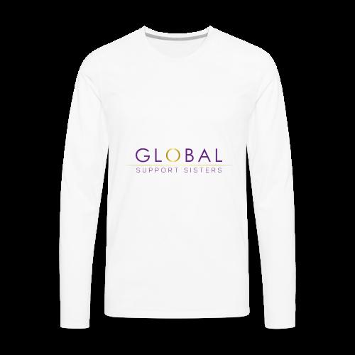 Global Support Sisters - Men's Premium Long Sleeve T-Shirt