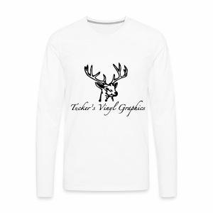 Tucker's Vinyl Graphics - Men's Premium Long Sleeve T-Shirt