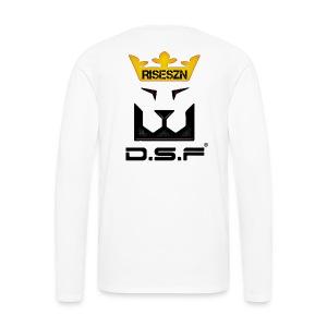 RISESZN - Men's Premium Long Sleeve T-Shirt