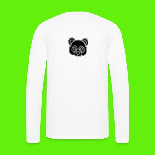 Giant Panda - Men's Premium Long Sleeve T-Shirt