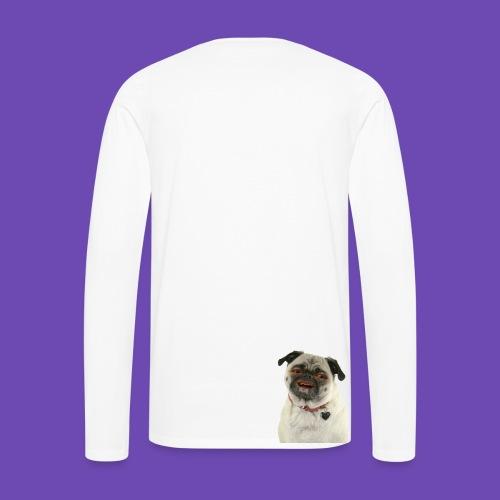 Good times goodbye good boy. - Men's Premium Long Sleeve T-Shirt