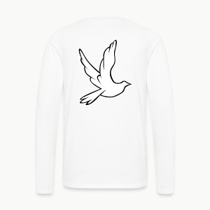 Dove - Men's Premium Long Sleeve T-Shirt