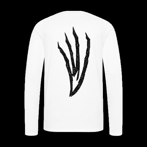 Draco Claw - Men's Premium Long Sleeve T-Shirt