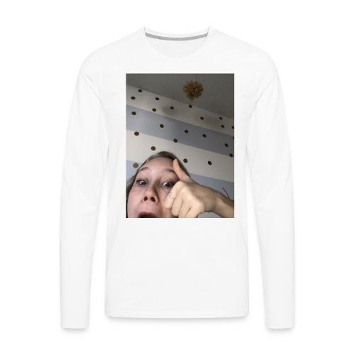 Addison - Men's Premium Long Sleeve T-Shirt