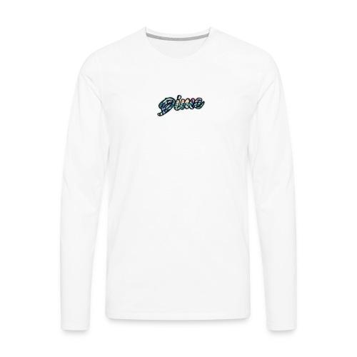 Dime® Floral - Men's Premium Long Sleeve T-Shirt