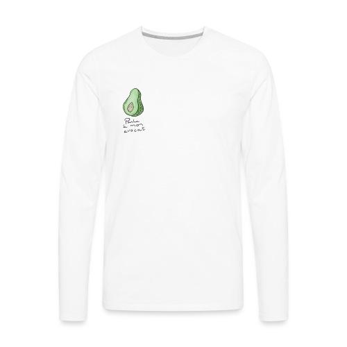 Speak to my lawyer - Men's Premium Long Sleeve T-Shirt