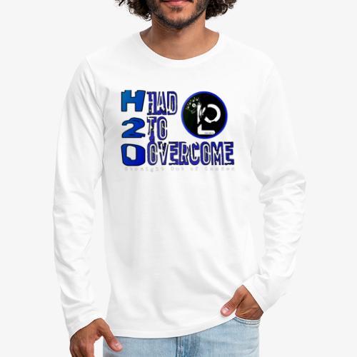 H20 - Men's Premium Long Sleeve T-Shirt