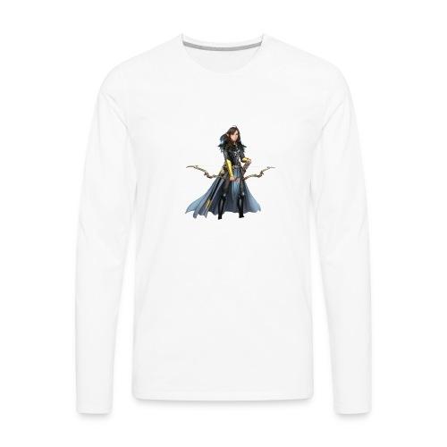 The Elf Kiletra - Men's Premium Long Sleeve T-Shirt