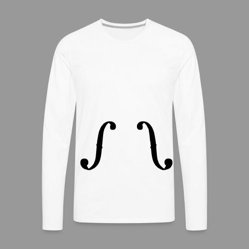 Bass - Men's Premium Long Sleeve T-Shirt