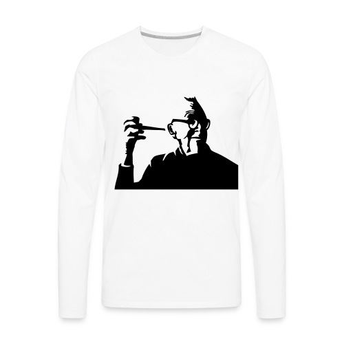 Karl Barth - Men's Premium Long Sleeve T-Shirt