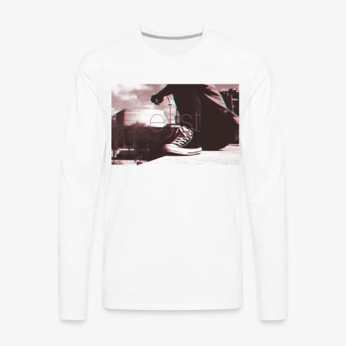 eyst core - Men's Premium Long Sleeve T-Shirt