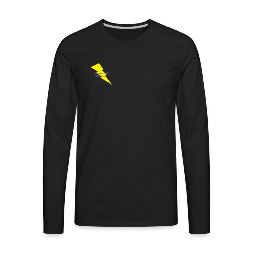 RocketBull Shirt Co. - Men's Premium Long Sleeve T-Shirt