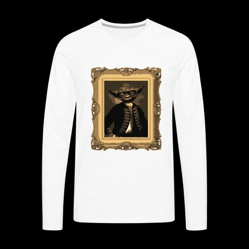 Classy I Am | Style Wars - Men's Premium Long Sleeve T-Shirt