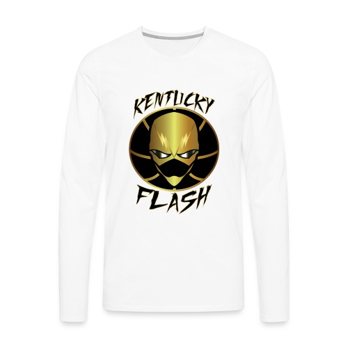 Flash store - Men's Premium Long Sleeve T-Shirt
