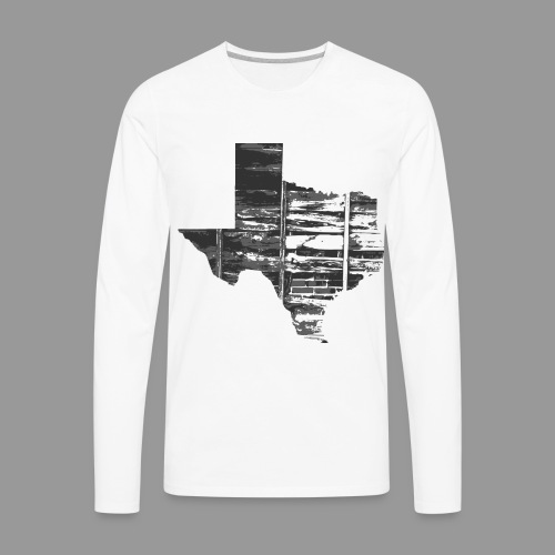 Real Texas - Men's Premium Long Sleeve T-Shirt