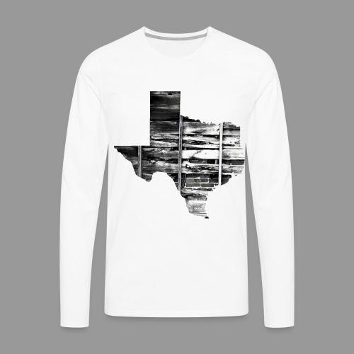 Real Texas - Men's Premium Long Sleeve T-Shirt