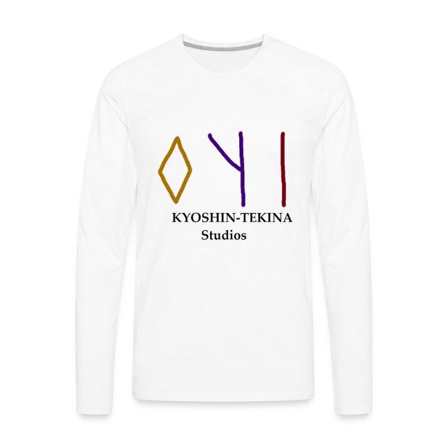 Kyoshin-Tekina Studios logo (black test)