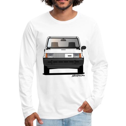 Italian Panda Tipo 141 - Men's Premium Long Sleeve T-Shirt