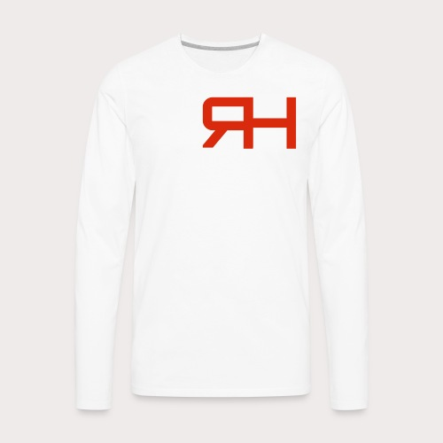 RED HEAD - Men's Premium Long Sleeve T-Shirt