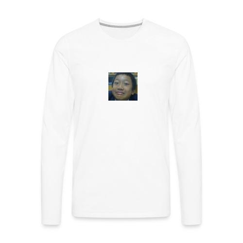 Pat's Face - Men's Premium Long Sleeve T-Shirt
