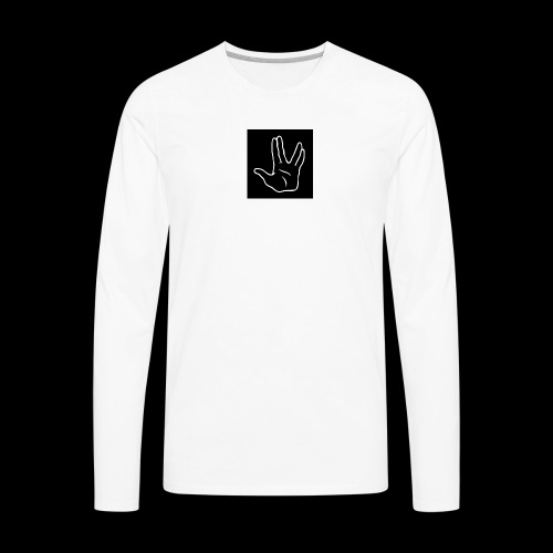 The grid apparel - Men's Premium Long Sleeve T-Shirt
