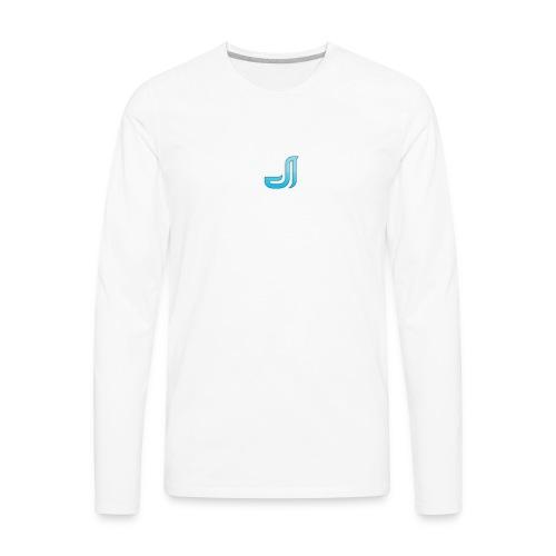 Jwilly Logo - Men's Premium Long Sleeve T-Shirt