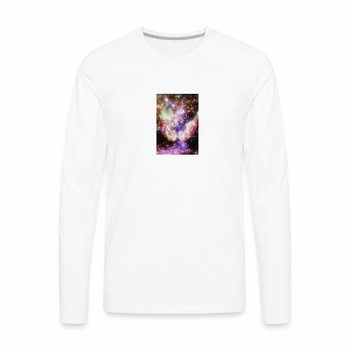 ClawQueen Spread your wings - Men's Premium Long Sleeve T-Shirt