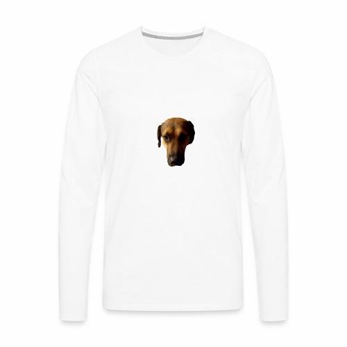 Big Dog - Men's Premium Long Sleeve T-Shirt