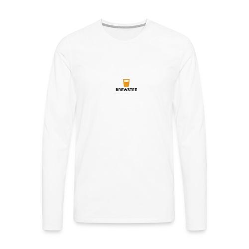 Brewstee - Men's Premium Long Sleeve T-Shirt