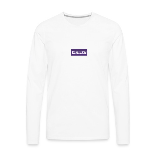 Westurnt - Men's Premium Long Sleeve T-Shirt