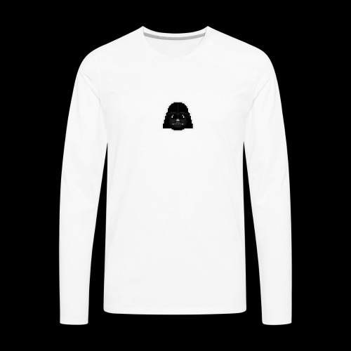 8-bit Hacks - Men's Premium Long Sleeve T-Shirt