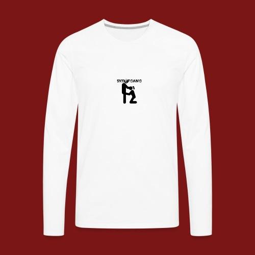 SkeetGang Explict Collection - Men's Premium Long Sleeve T-Shirt