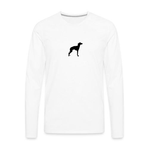 Italian Greyhound - Men's Premium Long Sleeve T-Shirt