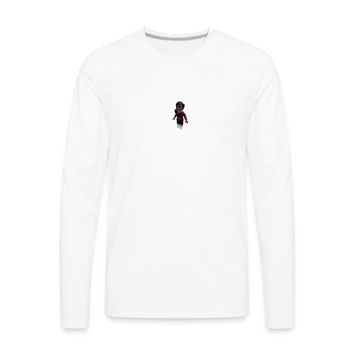 Roblox is cool - Men's Premium Long Sleeve T-Shirt